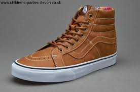 vans sk8 hi reissue leather brown guate shoes uk womens vans answer fjkopxy578