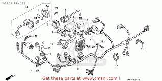nx650 wiring diagram wiring library honda nx125 transcity 1989 k wire harness buy wire harness honda ascot custom honda nx125 wiring diagram