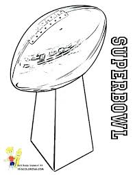 Football Coloring Pages Nfl Football Coloring Pages Coloring Page