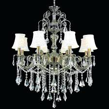 chandelier with lamp shade chandelier lamp shades set of crystal table with drum shade parts raindrop standing mercury archived on chandelier lamp shades