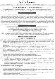 Cv Examples Administration Salesforce Administrator Cv Examples Resume Senior Network Security