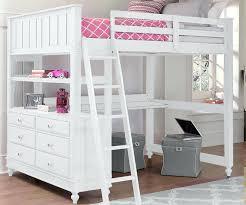 twin loft bed with desk kids white finish loft bed with desk twin full twin loft