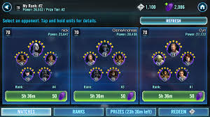 best pvp team star wars galaxy of heroes forums hey cyn can you bring this squad back