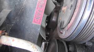 together with How To  4 3l A C Bypass   S 10 Forum moreover 1998 F150   pressor shot  Can I replace a w o AC belt and bypass moreover How To Install Replace Serpentine Belt Tensioner Idler Pulley 3 7L besides 2002 F150 A C pulley siezed    now what    DoItYourself likewise Henry Braysr  hbraysr  on Pinterest in addition Non AC belt on AC equiped truck    Dodge Diesel   Diesel Truck likewise Ford Explorer crv bypass ac belt Questions   Answers  with as well 1996 Buick Regal Repairing or Installing a A c  ressor By together with SOLVED  How to bypass the ac with a shoter belt   Fixya likewise Amazon    Dorman HELP AC Bypass Pulley 34209  Automotive. on can you byp the ac with a serpentine belt