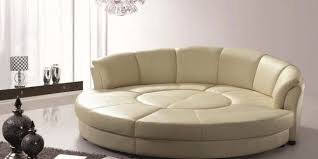 round sectional sofa bed. Circular Leather Sofa Home And Textiles Round Sectional Bed O