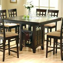 counter height kitchen sets counter height table with storage interior kitchen table with storage bar height