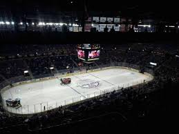 Northlands Coliseum Section 304 Home Of Edmonton Oilers