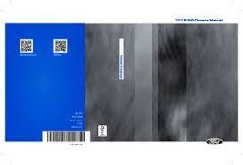 2018 ford owners manual. plain manual 2018 ford f150  owneru0027s manual 622 pages and ford owners manual p