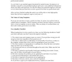 How To Write Good Business Letters Images Letter Format Examples