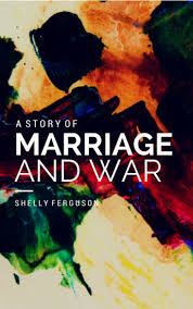 marriage and war abstract romance book cover