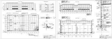 Курсовые и дипломные проекты промышленные здания скачать dwg  Курсовой проект Проектирование одноэтажного промышленного здания Литейный завод