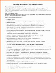 Mccombs Resume Template 100 Best Of Pics Of Mccombs Resume Template Resume Sample Templates 22