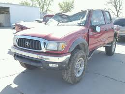 Used Parts 2004 Toyota Tacoma 4x4 3.4L VIN N 5ZFE V6 Engine | Subway ...