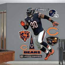 chicago bears wall decor creative bears wall decor for peppers fathead 4 bears images to pdf chicago bears wall decor