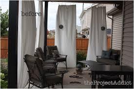 patio curtains ideas fresh outdoor patio curtains ikea patio design ideas