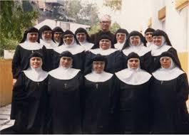 Resultado de imagen de monjas