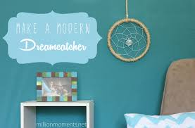 What Is A Dream Catcher Supposed To Do Make A Modern Dreamcatcher 85