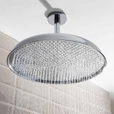 crosswater belgravia 450mm fixed shower head