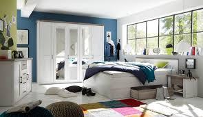 Schlafzimmer Komplett Set 5 Tlg Bett 180 Kleiderschrank Kommoden