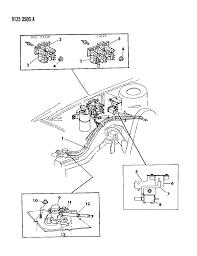 1989 chrysler lebaron gtc vapor canister diagram 00000y0j