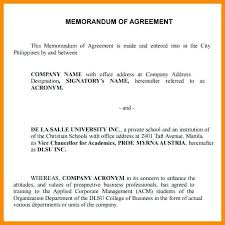 Sample Business Agreement Between Two Parties Naveshop Co