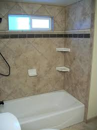 tile shower walls diagonal wall tiles 1 or floor first