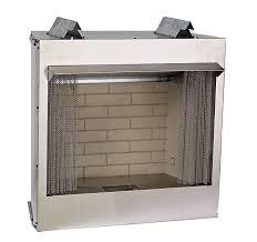 36 36 outdoor ventless firebox
