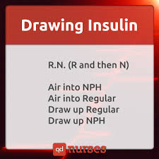 6 Quick Memes And A Nice Chart About Insulin Qd Nurses