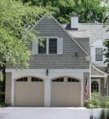 garage door trim exterior traditional with cape-cod double front doors