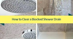 how to clean out a shower drain 2 bathroom sink drain how to unclog bathroom sink unclogging a sink with a clean shower drain white vinegar how to clean