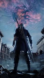 games devil may cry 5 wallpaper