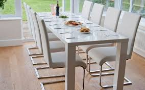 gloss dining chairs whitewash extendable set luiz modern high monton table square and only largo small