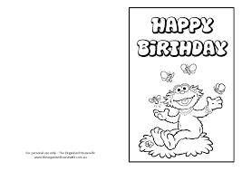 printable kid birthday cards printable birthday cards for kids with free printable birthday cards