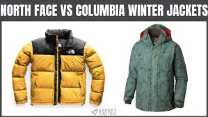 Columbia Winter Jacket Size Chart North Face Vs Columbia Winter Jackets Mens Womens