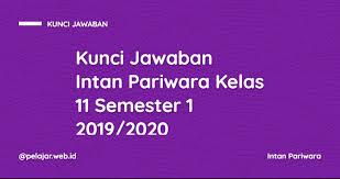 The next above shows the expression of…. Kunci Jawaban Lks Intan Pariwara Kelas 11 Semester 1 2020