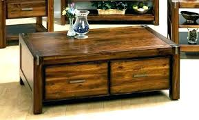 coffee table with drawers. Round Coffee Table With Drawers Black Square Small . 1