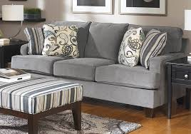 yvette steel sofa
