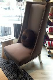 high back living room chair. Dark Brown High Back Chairs For Living Room With Round Pillow Chair O