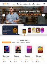 Free Bookstore Website Template 16 Online Library Website Templates Themes Free Premium Free