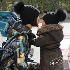 A wide variety of womens russian hats options are available to you, such as adults, babies. Russian Winter Baby Women Kid Hat Real Fox Fur Hats Mom Baby Hat With Pompon Family Matching Beanie Hairball Kids Cap Outfits Hats Caps Aliexpress