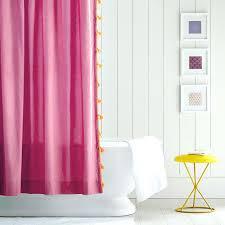 tassel shower curtain pink tassel shower curtain tassel shower curtain