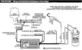 msd a wiring diagram ford images alfa showing > msd 6a wiring diagram