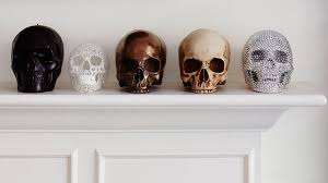 Skull Bedroom Accessories Skull Decorations For The Home