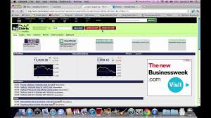 Best Free Stock Charts Online What Are The Best Free Stock Charts Websites In 2012 Youtube