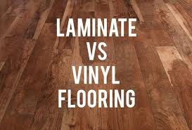 more and more people are choosing to save money and install laminate or vinyl flooring over more expensive options like tile