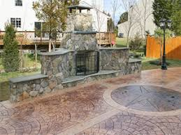covered stamped concrete patio. Stamped Concrete Patio - Driveway Pool Deck Walkway   Manassas,  Fairfax, Sterling, Arlington, Alexandria Northern Virginia M \u0026F Commercial Covered Stamped Concrete Patio S