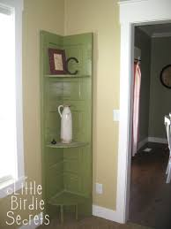one sy housewife make this new old door shelf