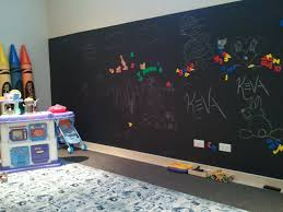Gallery of Terrific Chalkboard Paint Kids Room Ideas