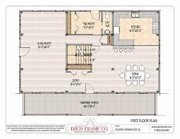 open floor plan farm homes house plans