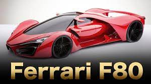 Cars Best Images Of New Model Ferrari F80 Car Ferrari F80 Ferrari Ferrari Convertible